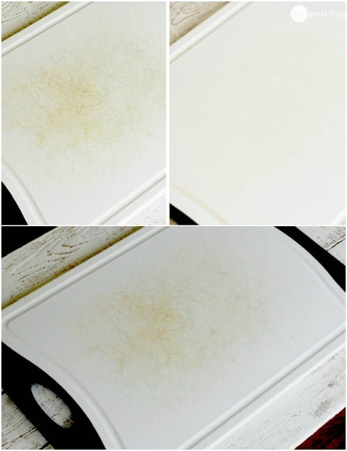 Chopping Board Stain Remover