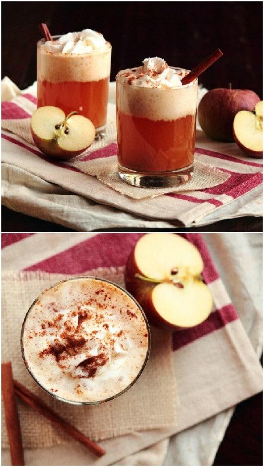 Tasty Caramel Apple Cider