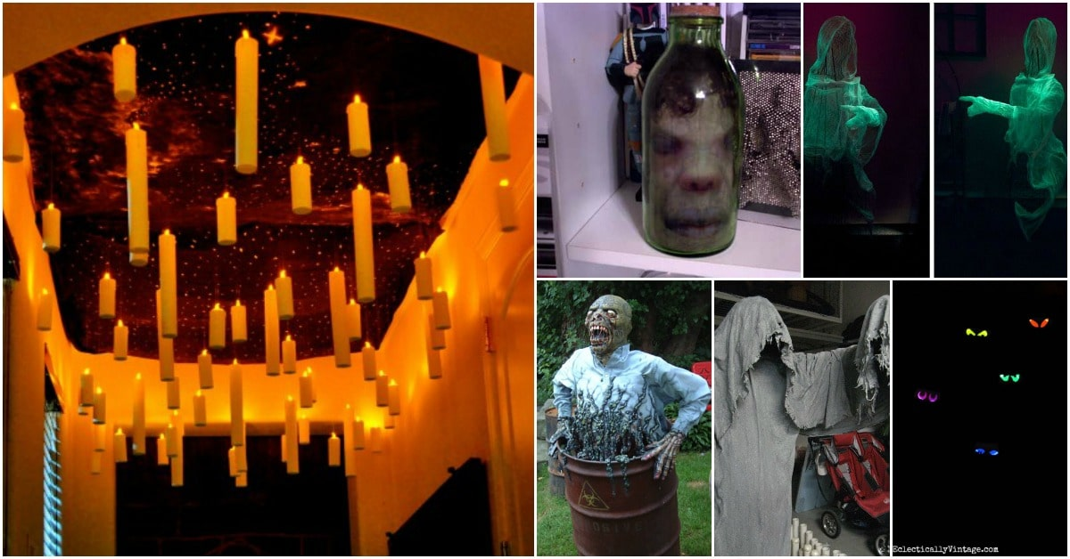 25 Gruesome Diy Haunted House Props To Make Your Halloween