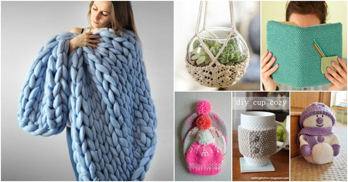 25 Gorgeous Knitted Christmas Gifts You