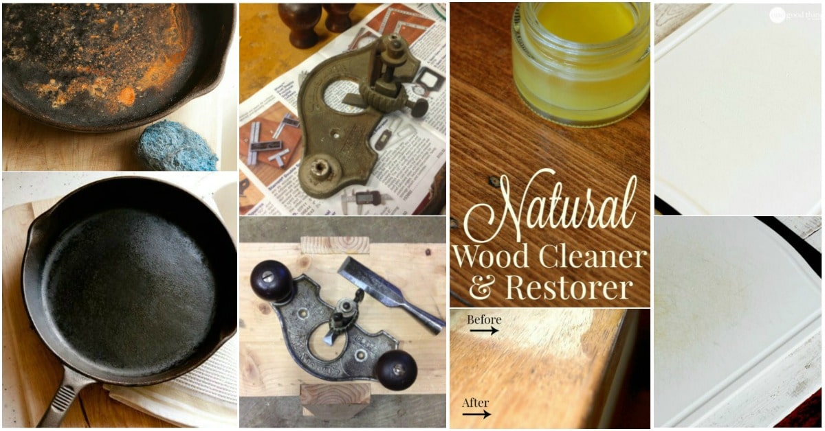 25 Restoration Hacks That Turn Old Outdated Items New Again