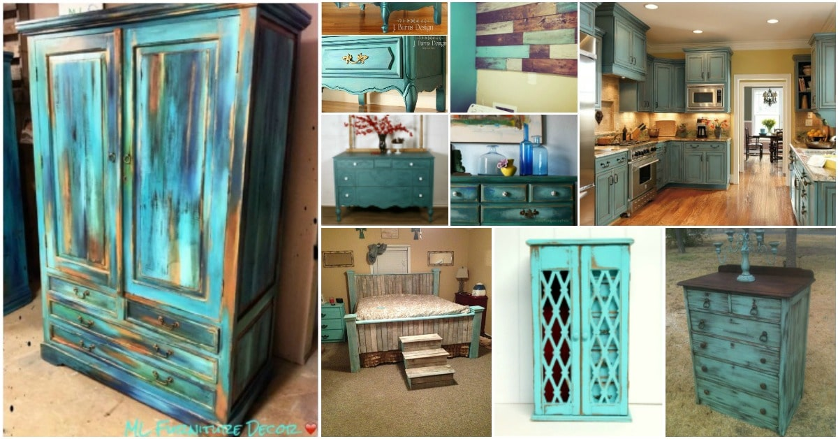 30 Chic Teal Diy Decor Ideas To Bring This Years Trendiest
