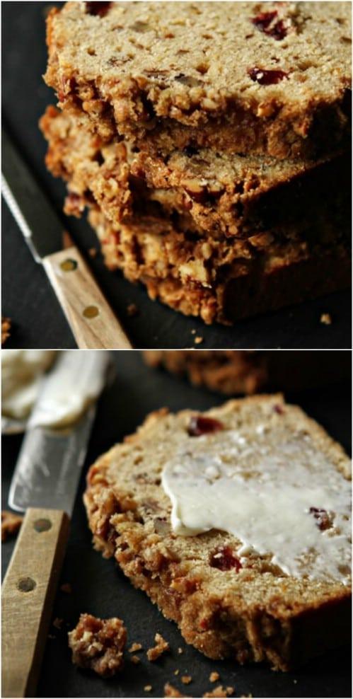Easy Apple Pie Bread