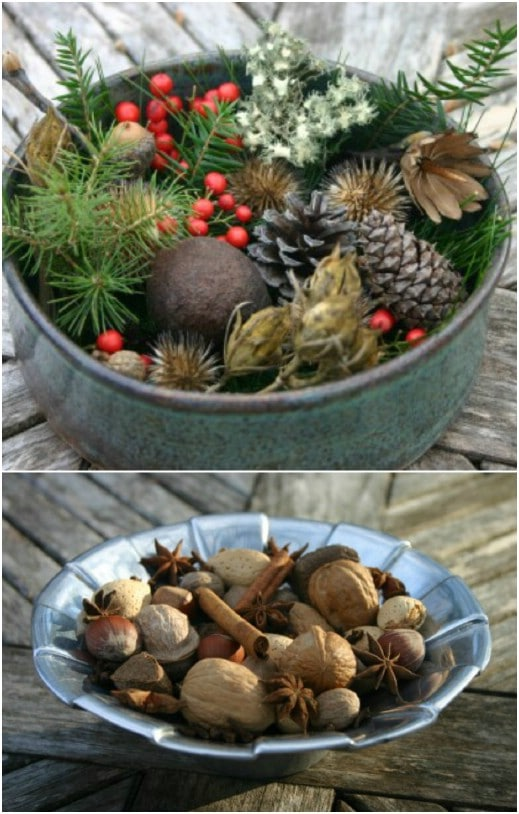 Easy Homemade Holiday Potpourri