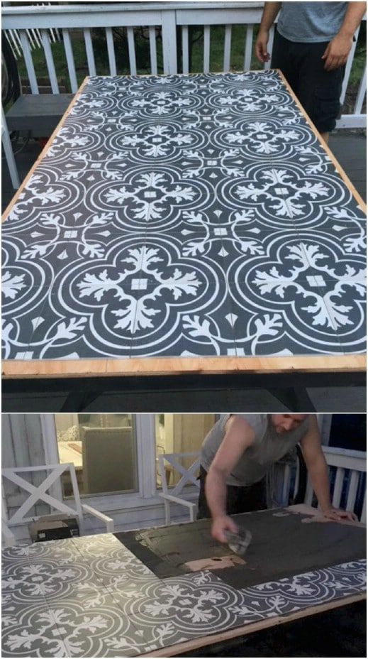 18 Innovative Repurposing Projects To Upcycle Flooring