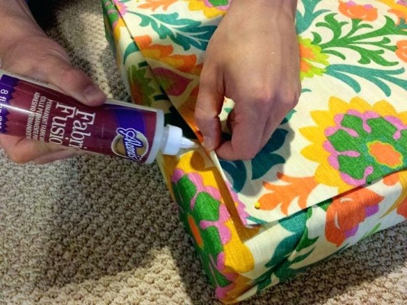 DIY Outdoor Furniture Slipcovers