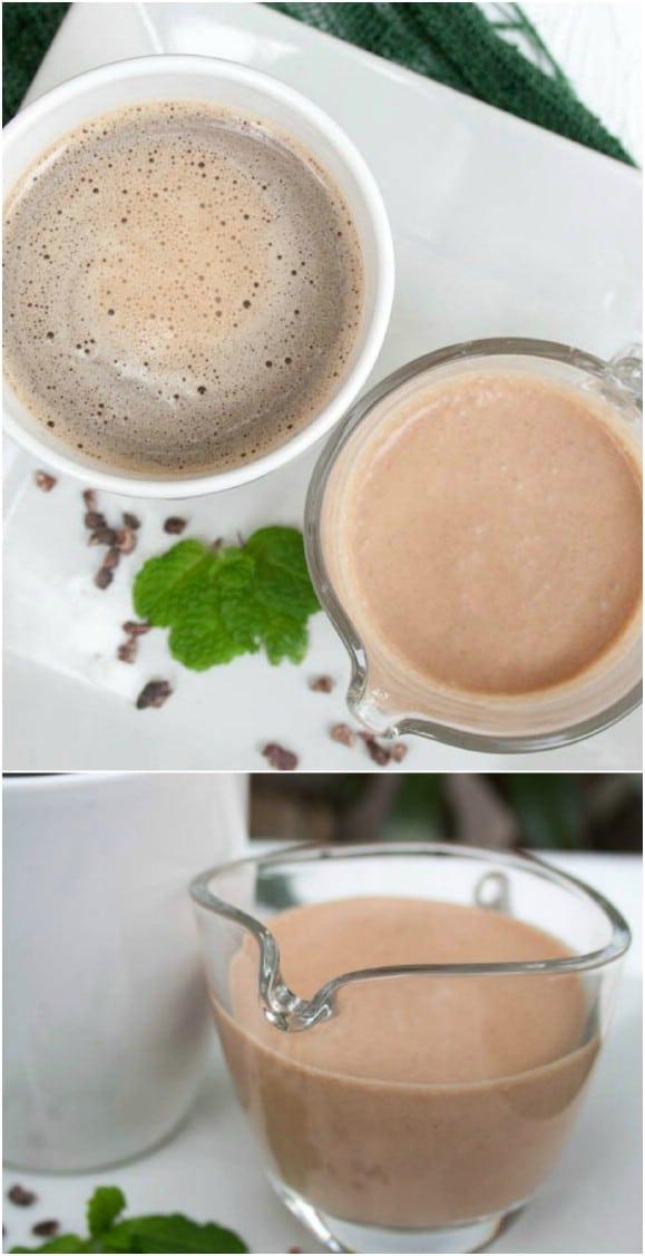Mint Chocolate Creamer