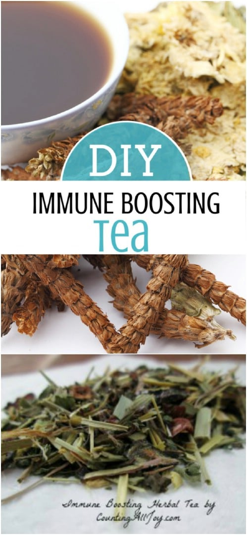 Immune Boosting Tea