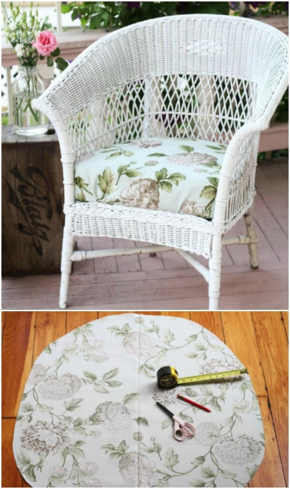 Fine 20 Easy To Make Diy Slipcovers That Add New Style To Old Ocoug Best Dining Table And Chair Ideas Images Ocougorg