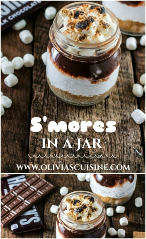 S'Mores In A Jar Mix
