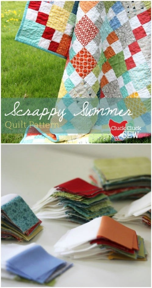 Beautiful Hand Sewn Quilt