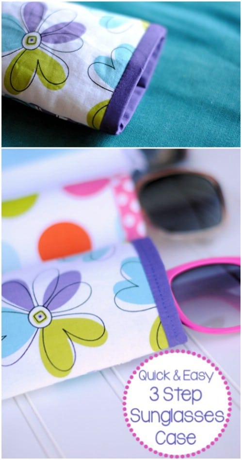 Handmade Sunglasses Case