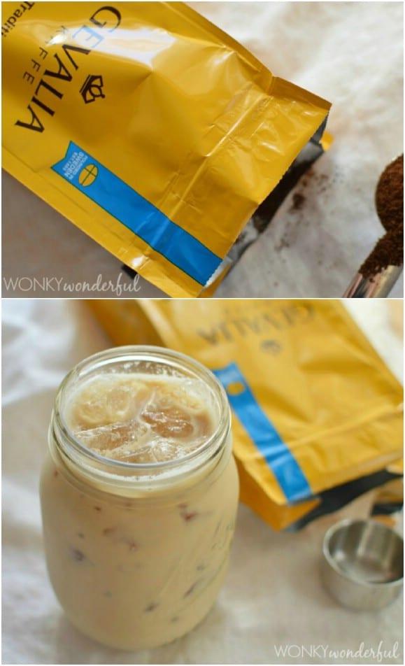 Homemade Vanilla Cardamom Coffee Creamer