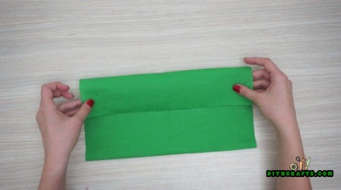 Elf Boot Napkins - 5 Festive DIY Christmas Napkin Designs With Simple Video Instructions
