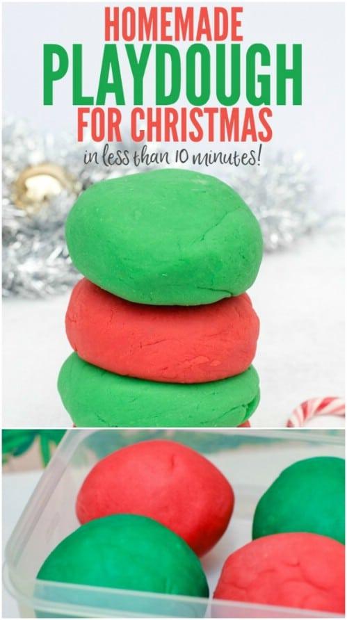 DIY Play-Doh