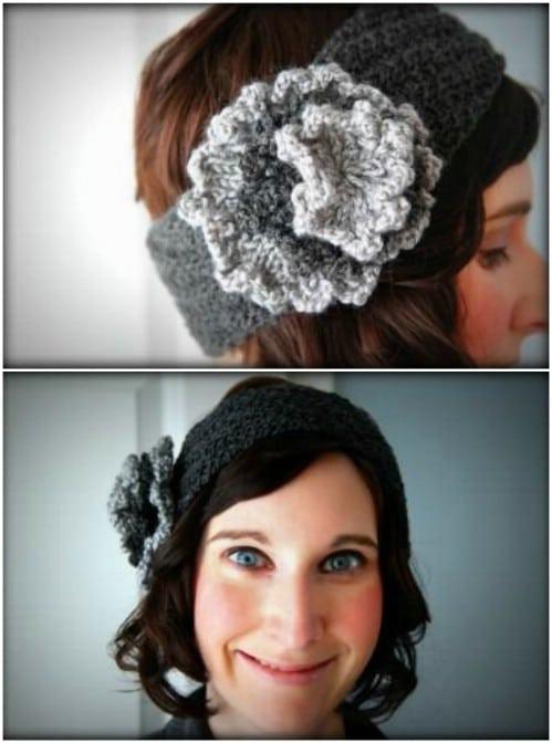 Adorable DIY Knit Headbands