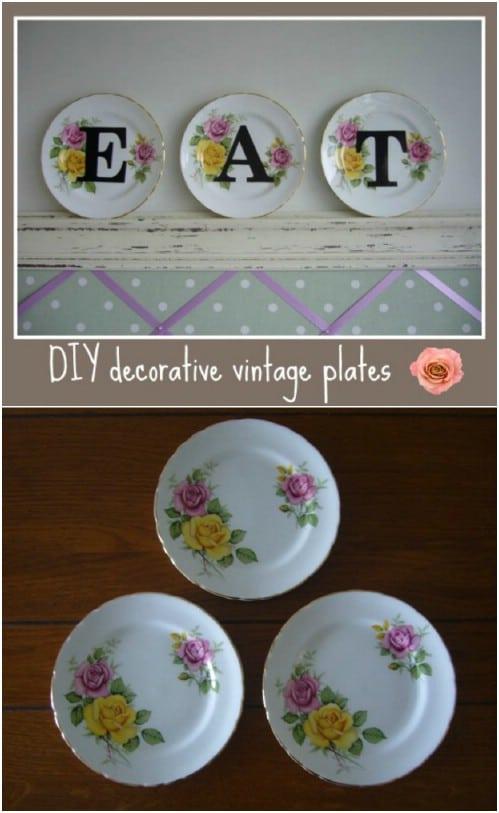 Decorator Hanging Plates