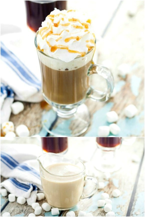 Caramel Marshmallow Coffee Creamer