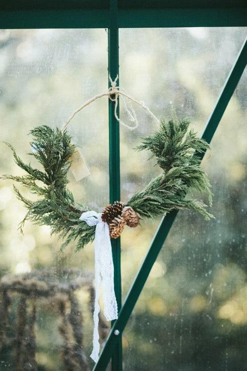 Evergreen Hangers