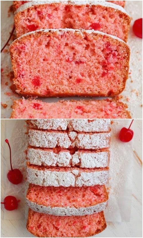 Scrumptious Homemade Cherry Almond Bread