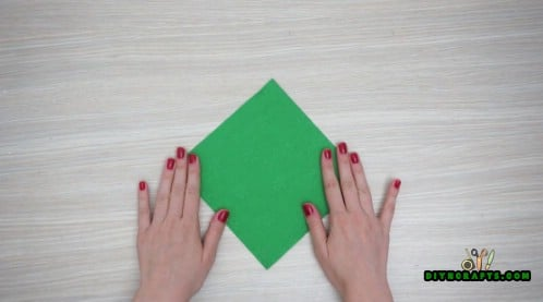 Tree Napkin - 5 Festive DIY Christmas Napkin Designs With Simple Video Instructions