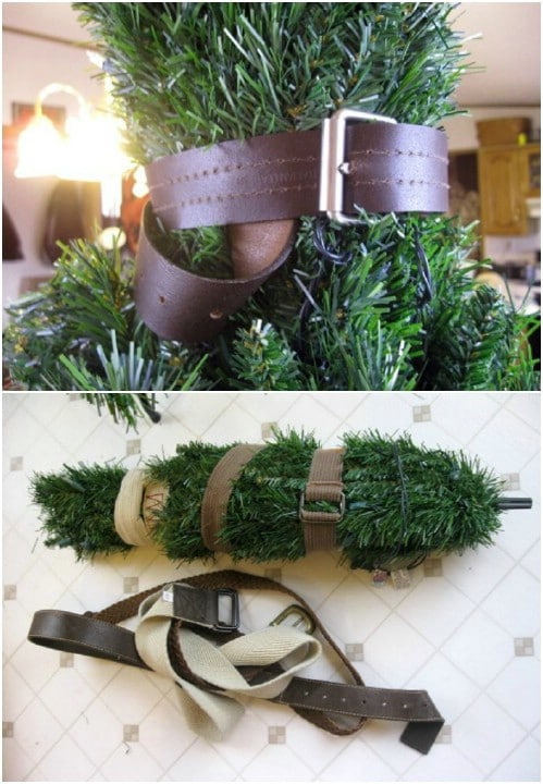 Tree Packing Belts
