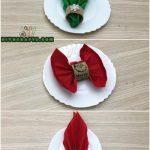 christmas napkin rings p