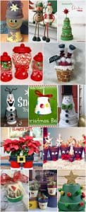20 Diy Clay Pot Christmas Decorations That Add Charm To Your