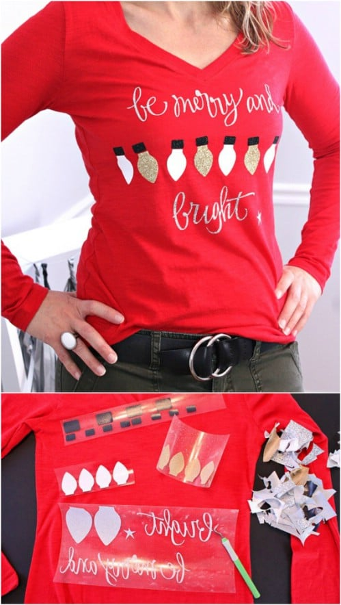 Not So Ugly DIY Christmas Sweater