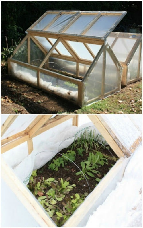 20 Free DIY Greenhouse Plans You'll Want To Make Right Away - DIY