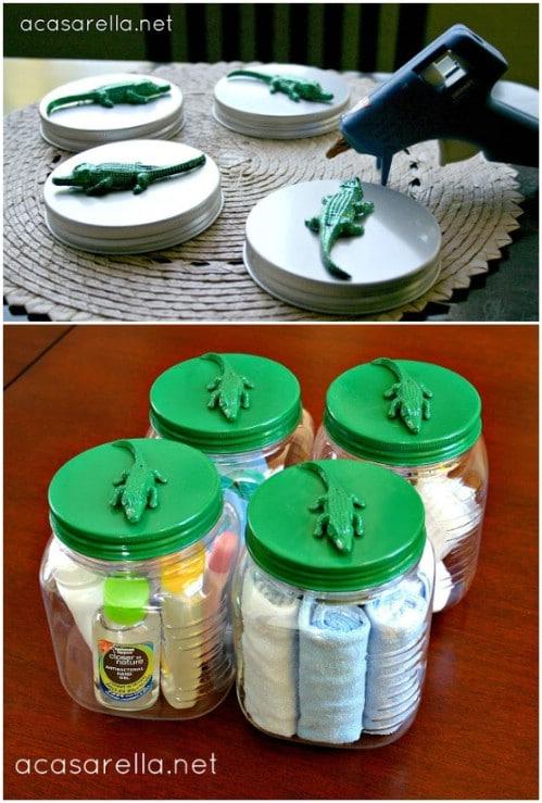 Alligator Jars