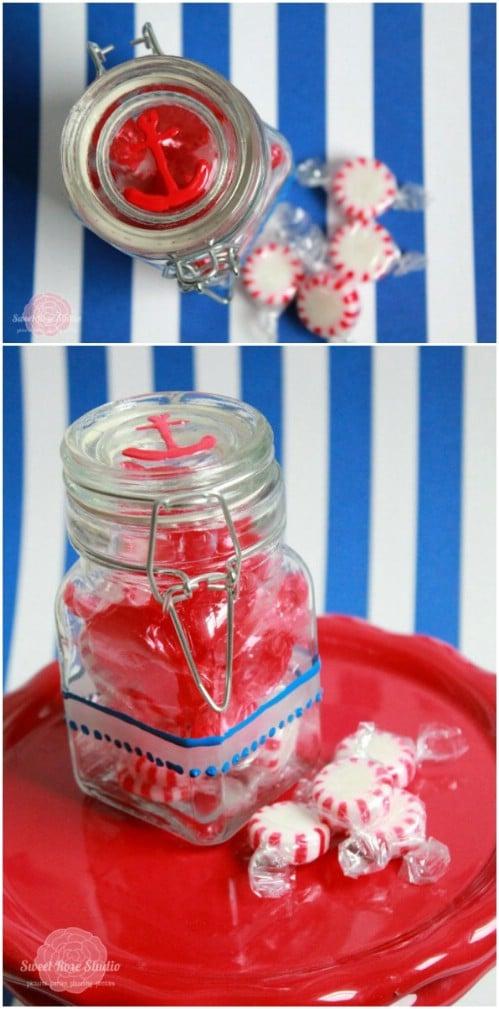 DIY Teacher's Gift Jar