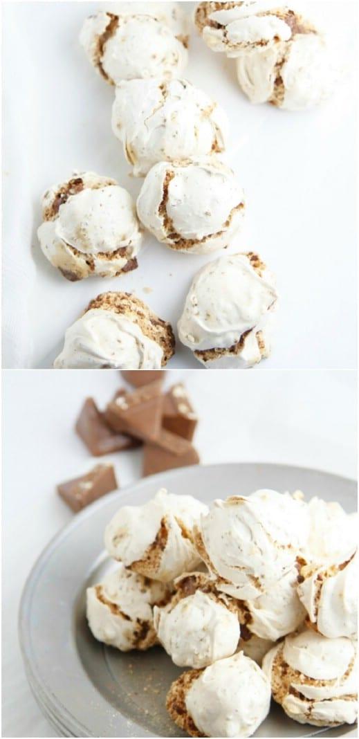 Homemade Brutti Ma Buoni Cookies