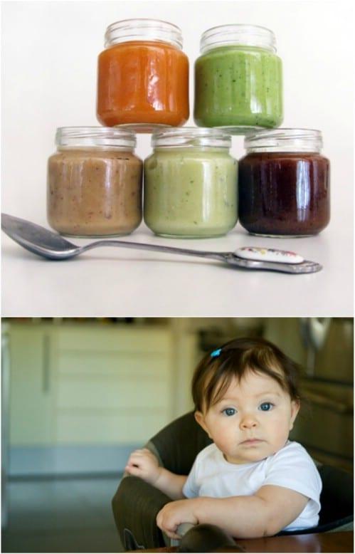 Baked Cinnamon Apple Baby Food