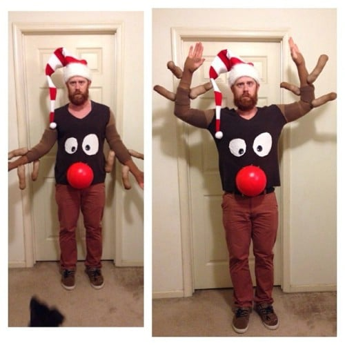 Full Body Reindeer Sweater