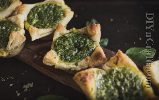 The perfect appetizer or light and delicious snack!