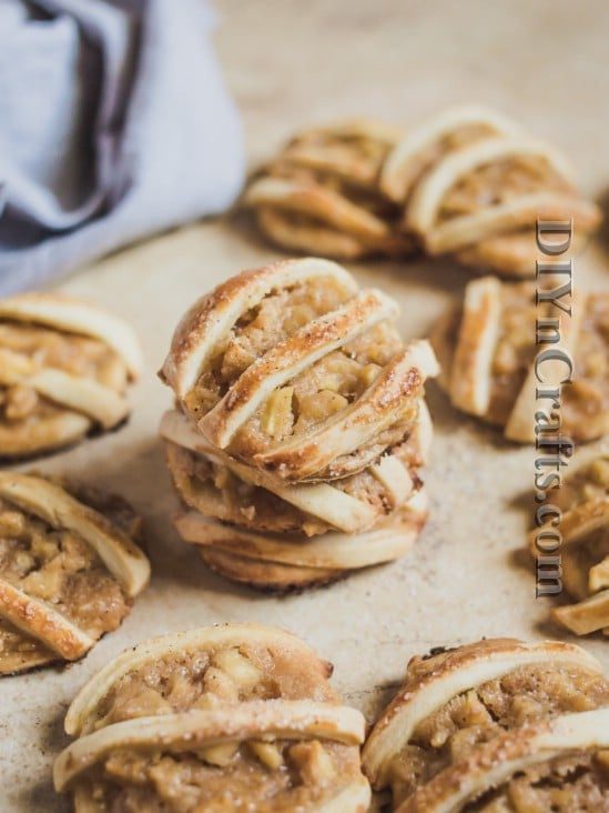 Caramel Apple And PB Pie Cookies Recipe