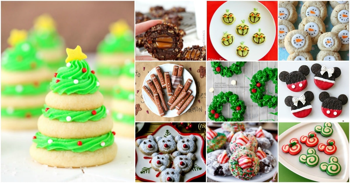 70 Christmas Cookie Recipes To Bring A Taste Of Joy To Your Holiday Season Diy Crafts