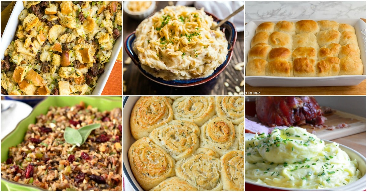 25 Delicious Christmas Side Dish Recipes To Take Along To Your Holiday Gatherings