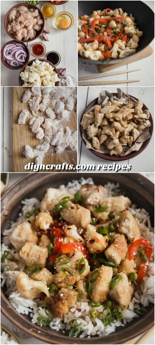 Crunchy Honey Chicken – A Fast And Easy Mid-Week Meal