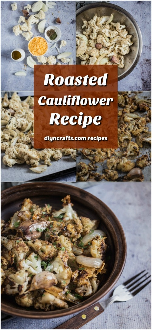Roasted Cauliflower Is An Easy To Make Healthy Side Dish Option