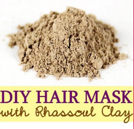 Moroccan Deep Cleaning Hair Mask