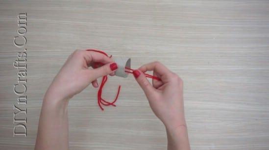 Hats - 4 Easy DIY Christmas Yarn Crafts to Spread Holiday Cheer