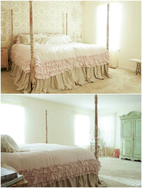 Kids' Shabby Chic Bedding