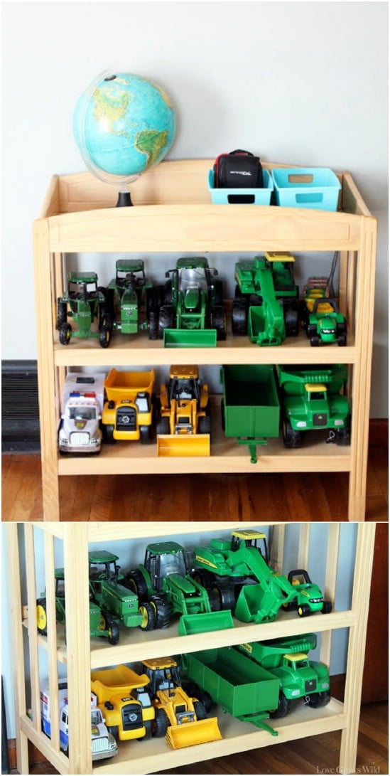 Quick And Simple Toy Car Garage