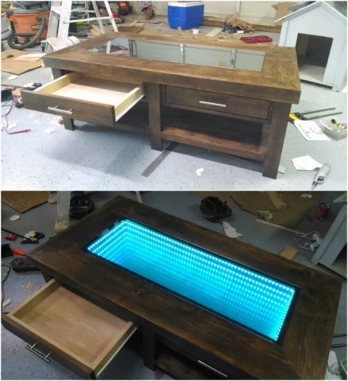 10 Gorgeous Diy Infinity Tables You Will Want To Build Right