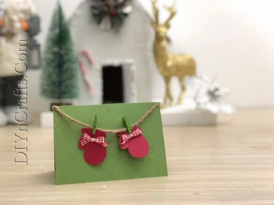 Send Your Season S Greetings In Style With These 5 Diy