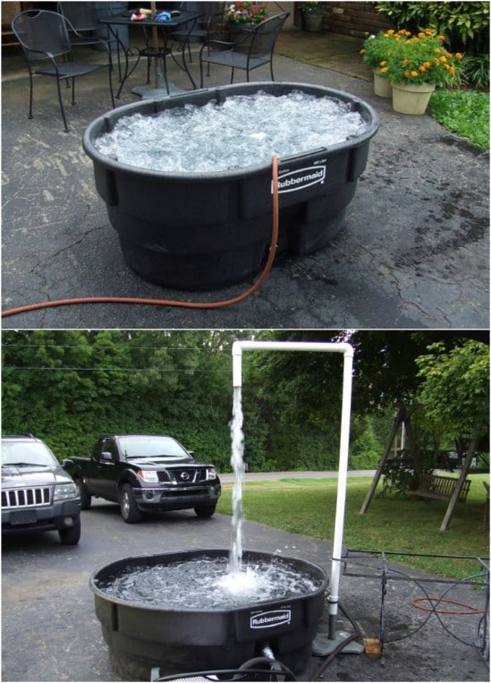 12 Relaxing And Inexpensive Hot Tubs You Can Diy In A