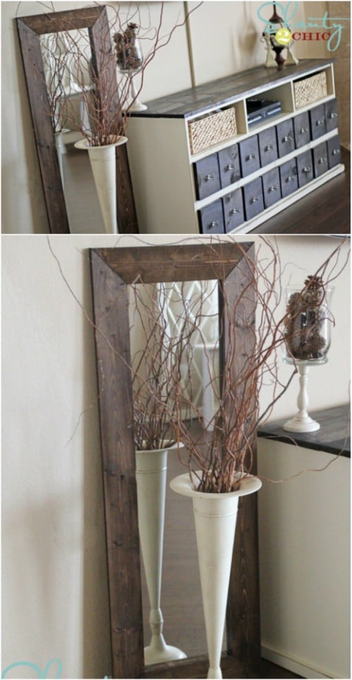 Easy $15 DIY Mirror