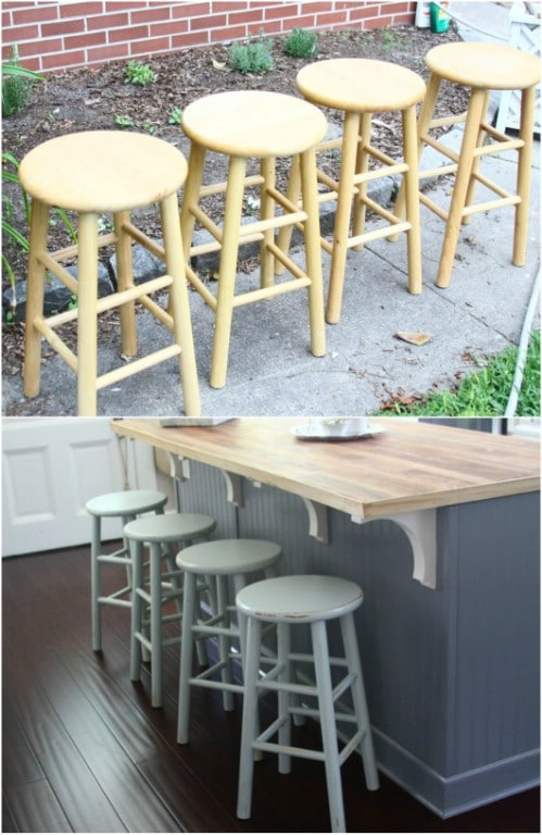 Marvelous 15 Gorgeous Diy Barstools That Add Comfortable Style To The Creativecarmelina Interior Chair Design Creativecarmelinacom